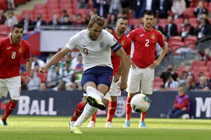 Triunfos de Inglaterra y Portugal en eliminatorias de Euro