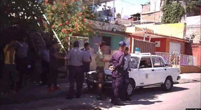 Allanan sede de UNPACU en Santiago de Cuba y detienen a decenas de opositores