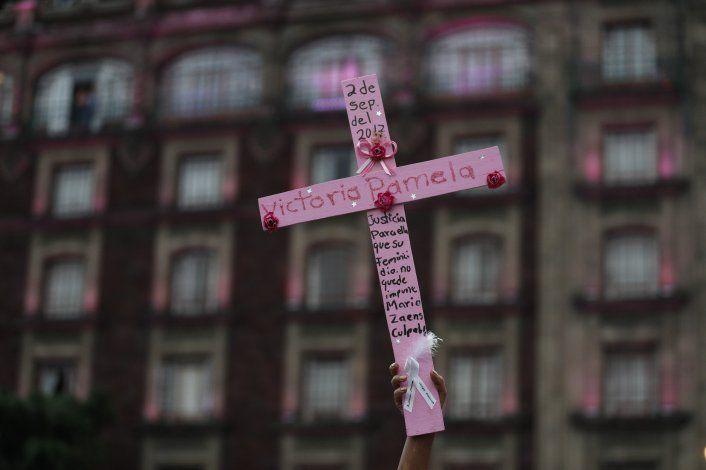 AP Explica: Por qué las mexicanas marchan contra violencia
