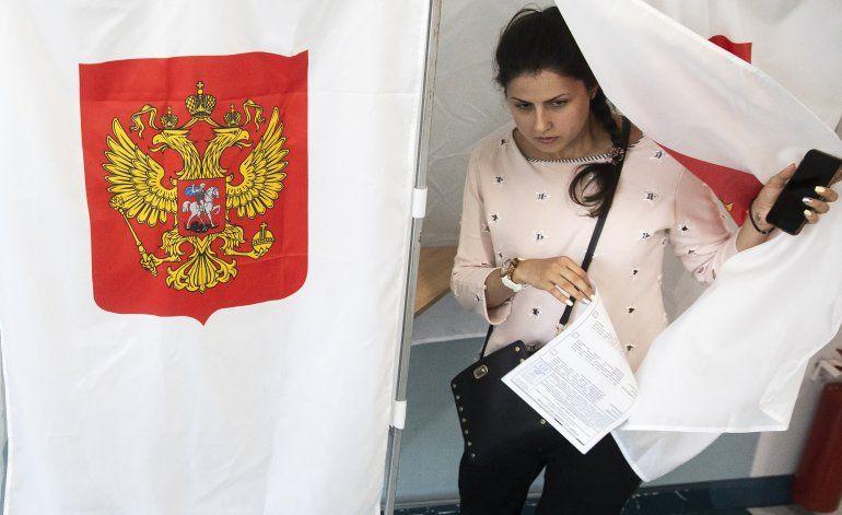 La oposición gana fuerza en las municipales de Moscú