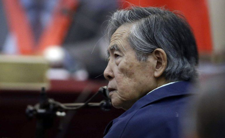 Perú: internan a expresidente Fujimori por dolencia cardiaca