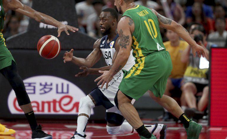 EEUU sella su boleto olímpico y el de Argentina