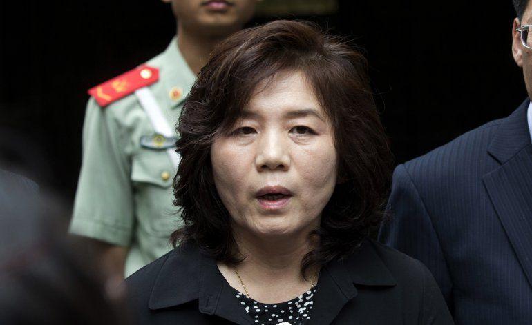 Norcorea dispuesto a reiniciar negociaciones con EEUU