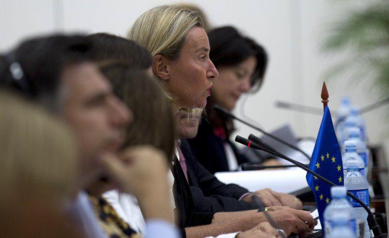 Cuba y la UE hablan de cooperación mientras EEUU presiona