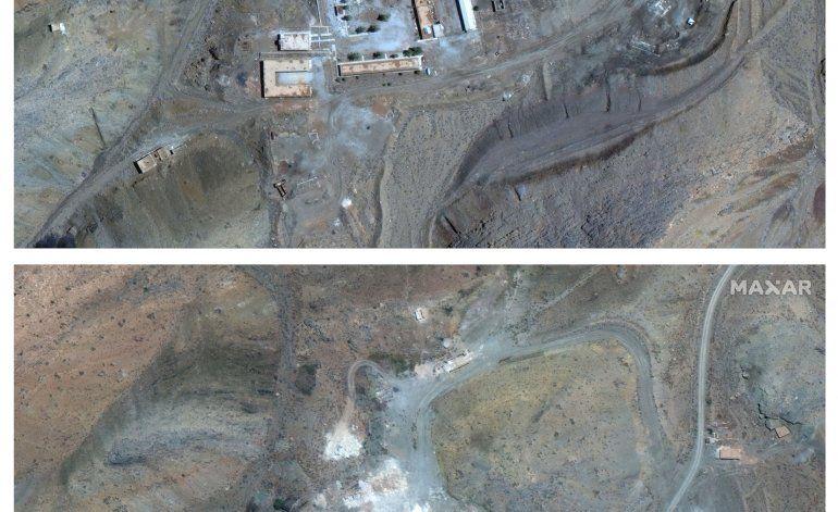 Premier israelí dice que Irán tiene sitio de armas nucleares