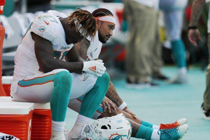 Humillados por Ravens, Dolphins van ante Patriots