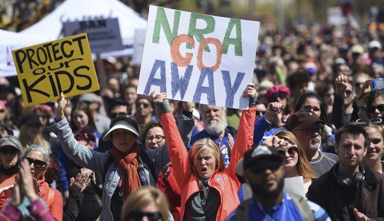 NRA demanda a San Francisco por clasificarla como terrorista