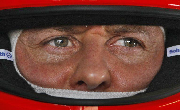 Medio: Schumacher, atendido en secreto en hospital de París