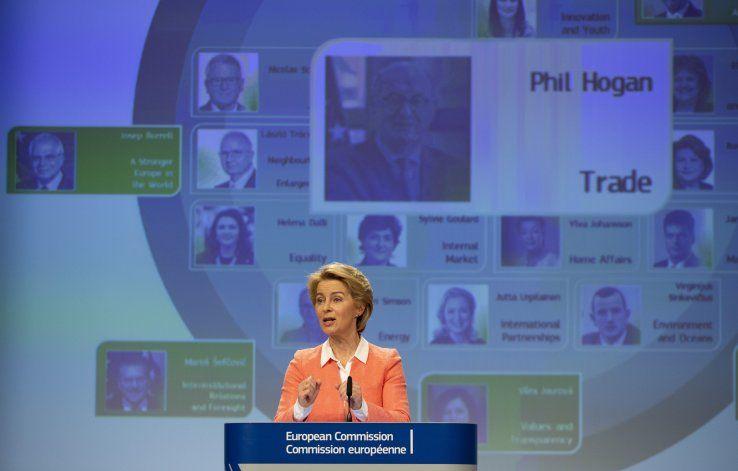 Irlandés encabezará negociaciones comerciales de la UE