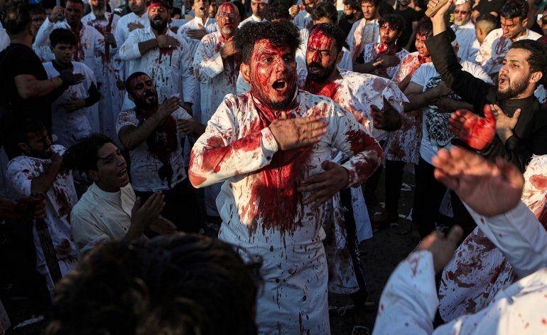 Irak: Mueren 31 peregrinos en estampida durante Ashoura