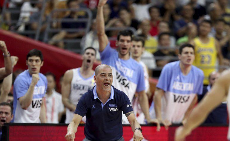 Argentina fulmina a Serbia y es semifinalista en el Mundial