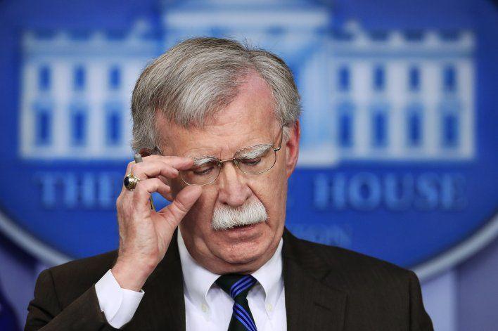 Trump despide a su asesor de seguridad nacional, John Bolton