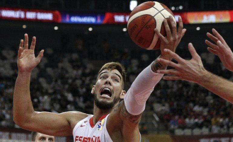 España doblega 90-78 a Polonia y avanza a semis