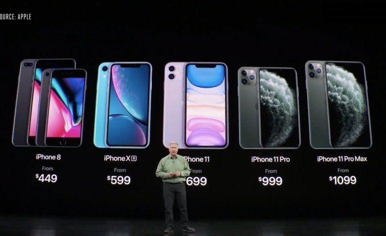Características, precios y disponibilidad del nuevo iPhone 11