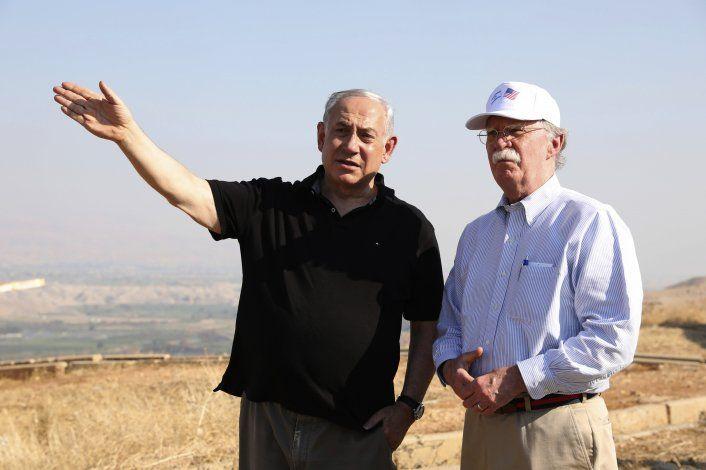 Netanyahu promete anexión de asentamientos de Cisjordania