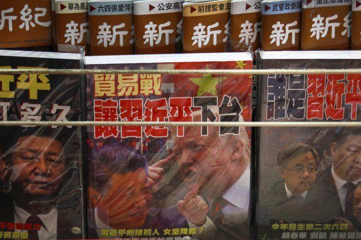China mantiene sanciones a cerdo, soja de EEUU, alivia otras