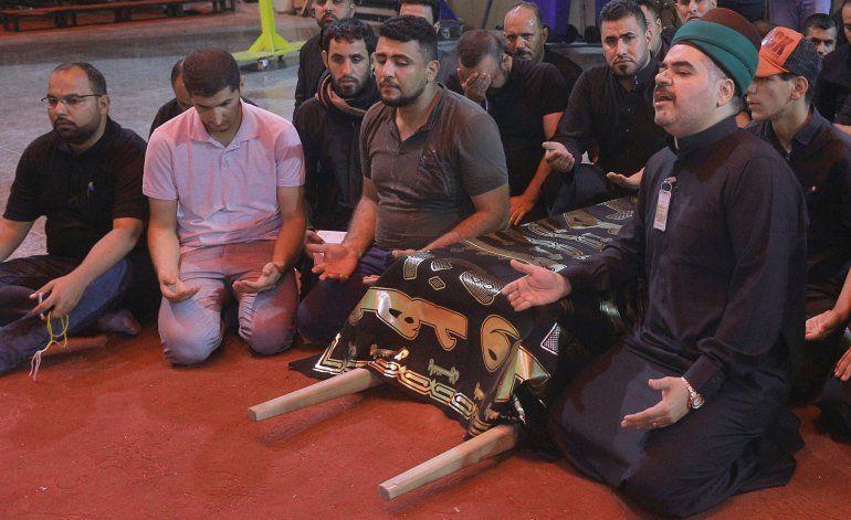 Duelo en Irak por estampida que dejó 31 muertos