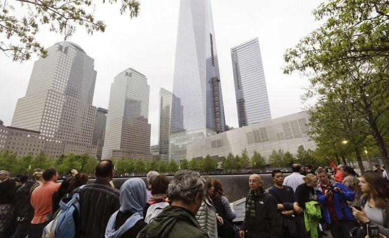 """Dieciocho años después EEUU jura """"nunca olvidar"""" el 11-Sep"""
