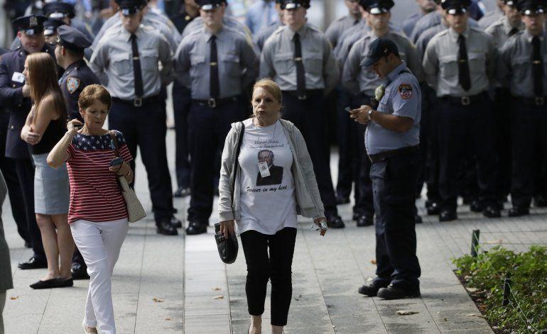 LO ÚLTIMO: Pence rinde homenaje a víctimas de 11/Sep