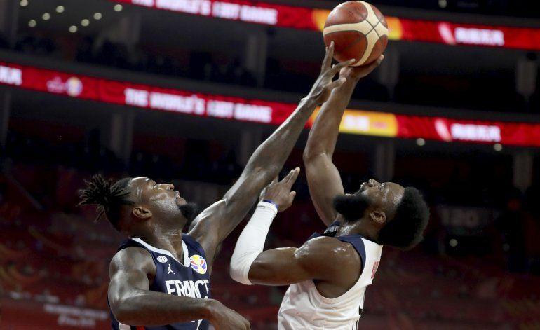 Francia sorprende a EEUU en Mundial y avanza a semifinales