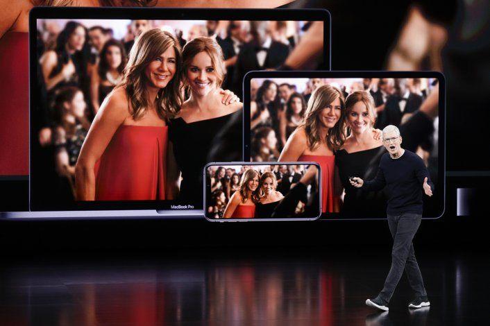 Apple desafía a Netflix con propio servicio de streaming