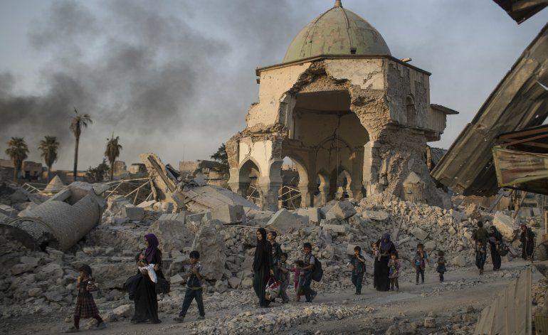 ONU: Reconstrucción de mezquita en Mosul comienza en el 2020
