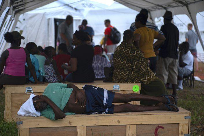 Hay unos 2.500 desaparecidos en las Bahamas por Dorian