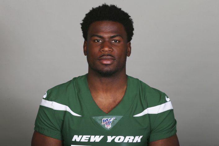 Jets pierden a Enunwa por la temporada con lesión de cuello