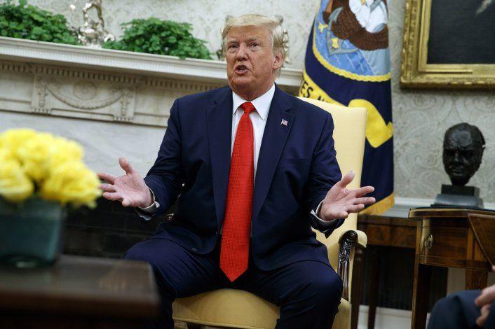 Dorian: Trump niega haber ordenado a NOAA refutar pronóstico