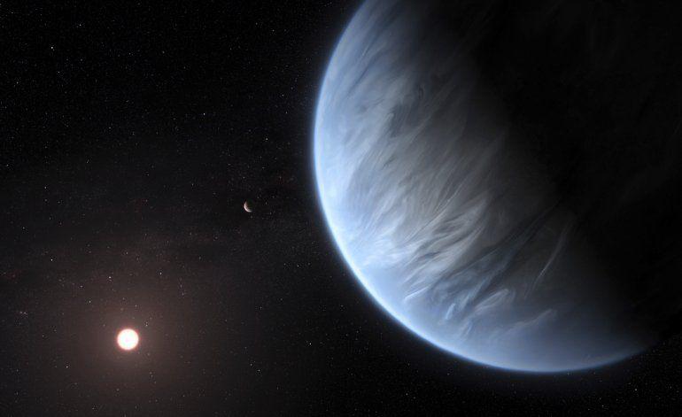 Exoplaneta tiene agua y temperatura apropiada para la vida