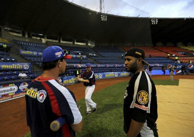 Buscan revertir en Venezuela prohibición de Grandes Ligas