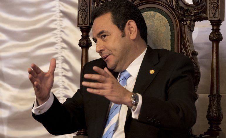 Guatemala cerrará su embajada en Suecia