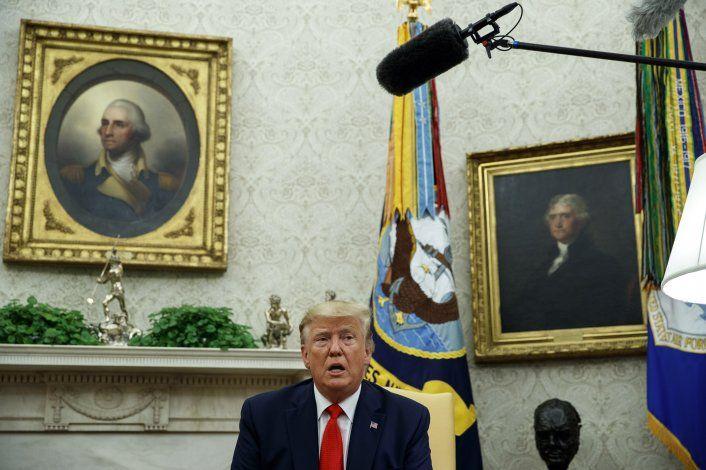 Trump posterga dos semanas aumento arancelario a China