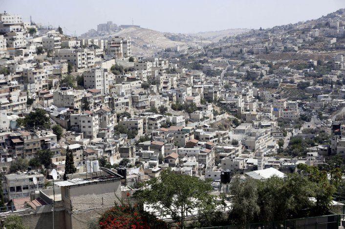 Datos muestran más asentamientos judíos en Jerusalén Este