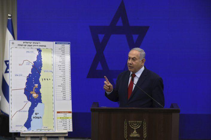 Netanyahu: ataques hacen inevitable una nueva guerra en Gaza