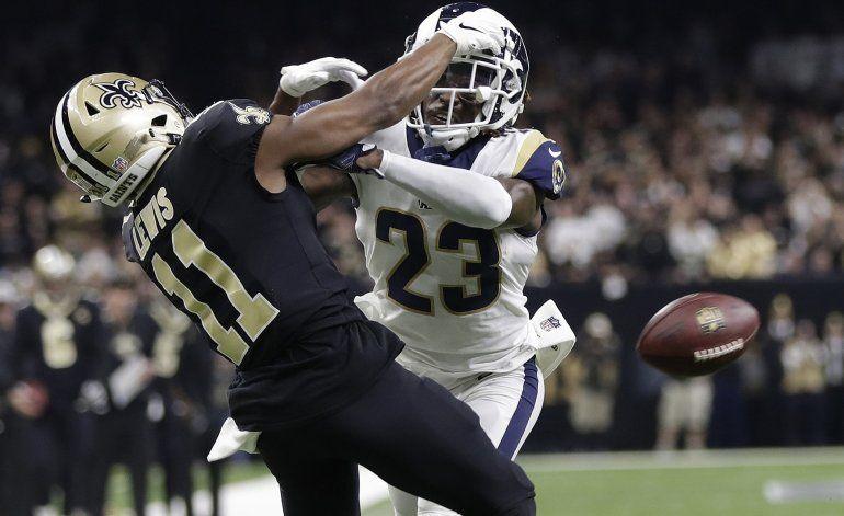 Saints visitan a Rams y buscan revancha tras Final de NFC