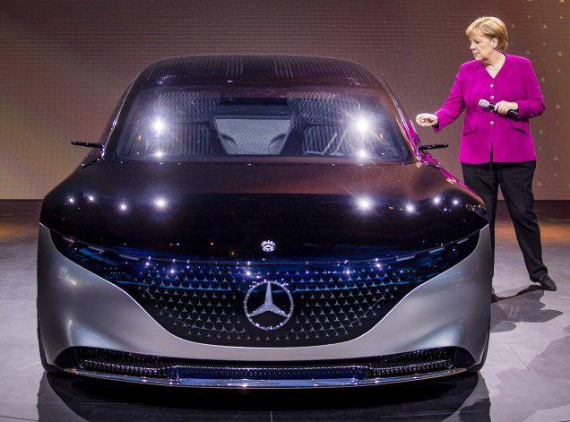 Merkel subraya reto para combatir cambio climático