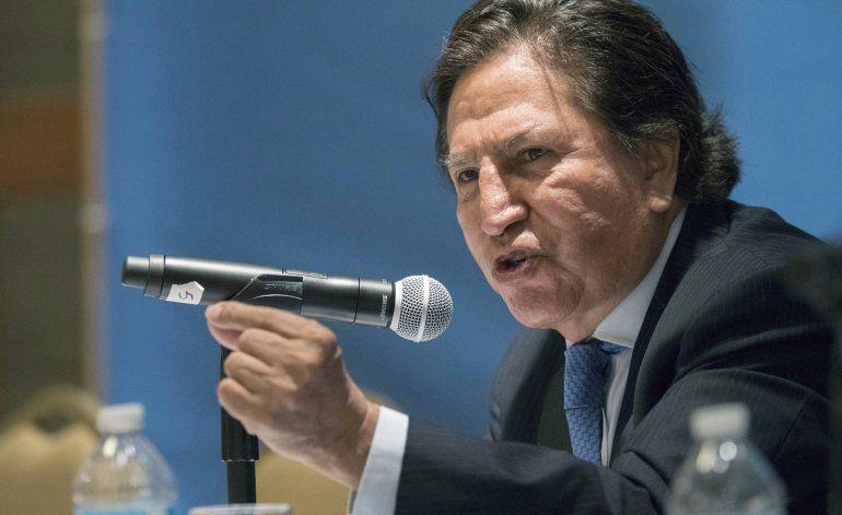 EEUU: Juez rechaza fianza a expresidente peruano Toledo