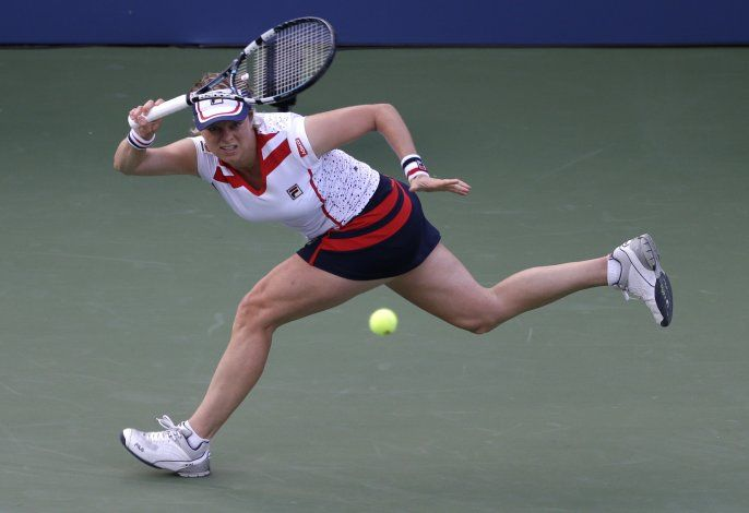 Ex número 1 mundial Kim Clijsters planea regreso al tenis