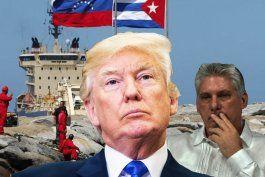las mas recientes sanciones de ee.uu para impedir el suministro de petroleo de venezuela a cuba paralizan la isla
