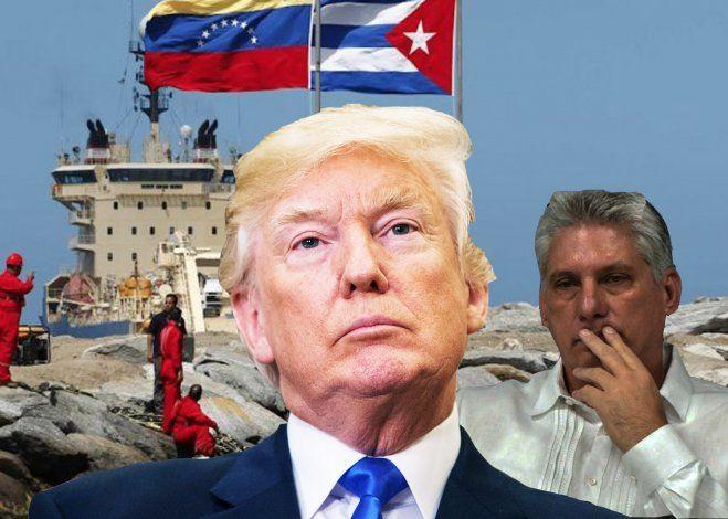 Las más recientes sanciones de EE.UU para impedir el suministro de petróleo de Venezuela a Cuba paralizan la isla