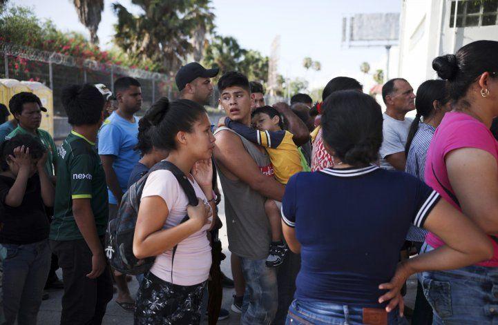 Gobierno de Trump aplica política estricta de asilo