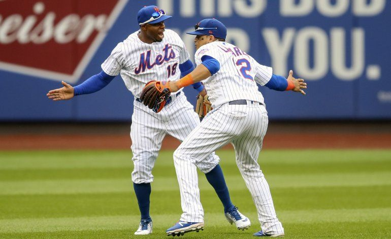 Mets disparan 6 jonrones y aplastan a Diamondbacks