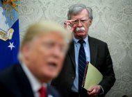 trump dice que su postura sobre cuba y venezuela es mucho mas fuerte que la de bolton