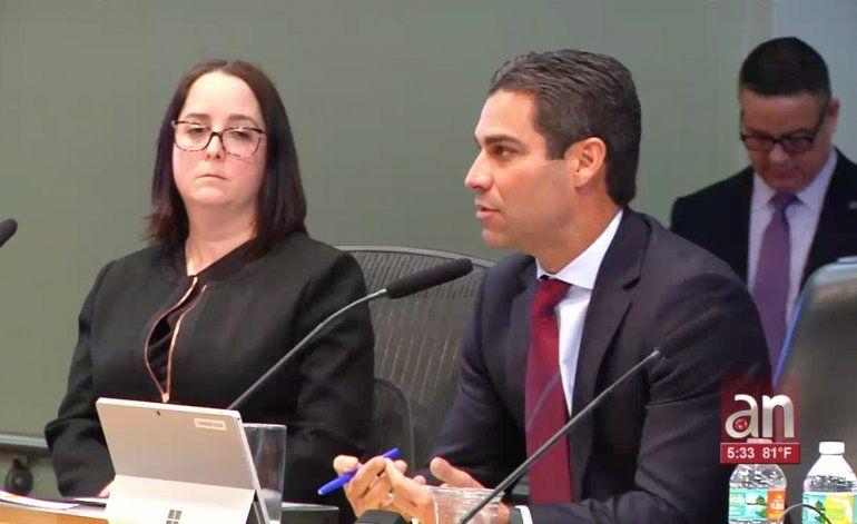 Presentan en comisión de Miami programa para ayudar a personas  apagar su renta