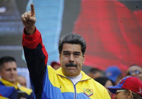 Régimen de Maduro acusado por crímenes de Lesa Humanidad