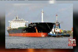 se conoce el nombre del barco que puede salvar al regimen de la habana de la crisis con el petroleo