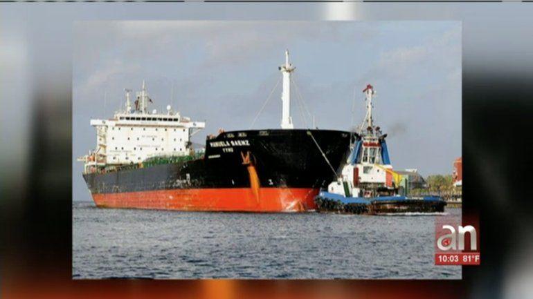Se conoce el nombre del barco que puede salvar al régimen de La Habana de la crisis con el petróleo