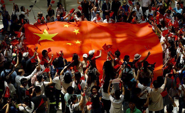 Protestas en Hong Kong cancelan torneo de tenis y musical