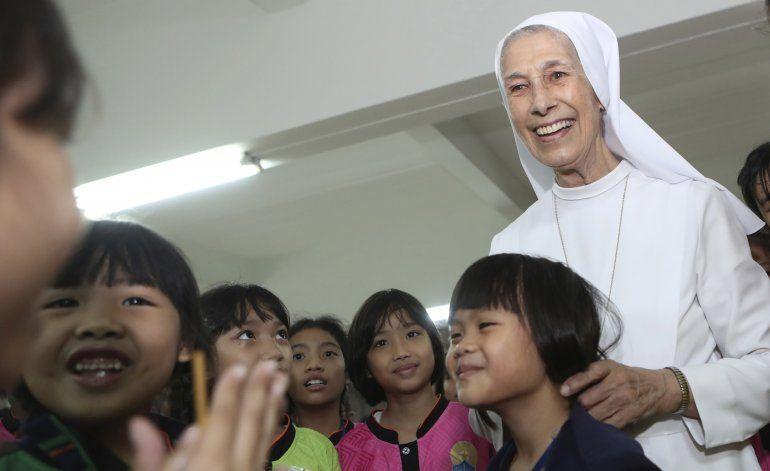 Visita del papa a Tailandia será un reencuentro familiar